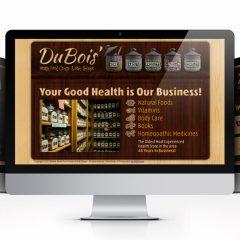 DuBois – Website Design