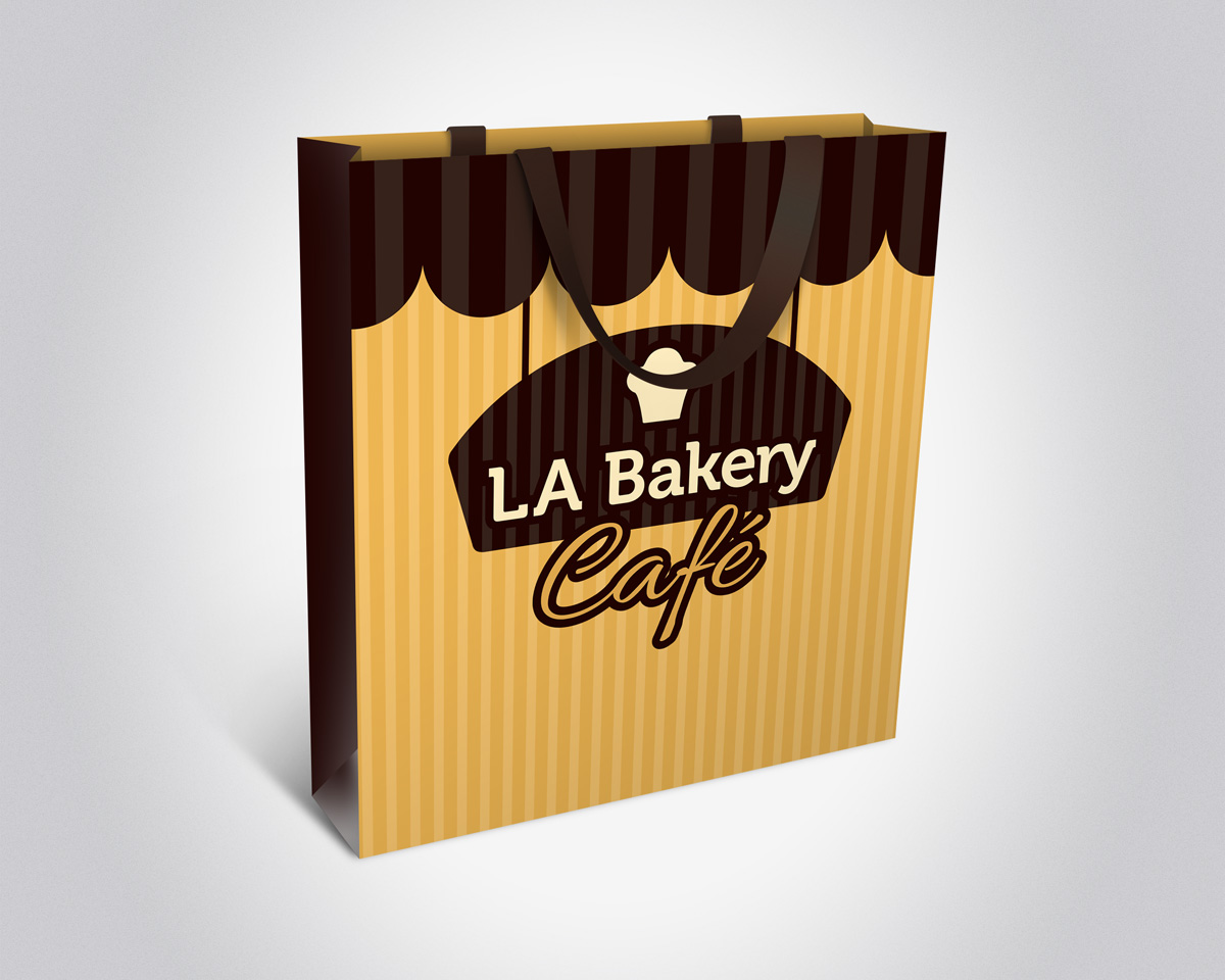LA Bakery Gift Bag