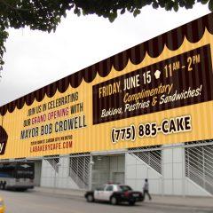 LA Bakery – Billboard Design