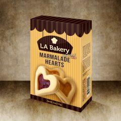 LA Bakery – Package Design