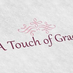A Touch of Grace – Logo Design