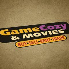 GameCozy – Logo Design