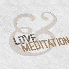 Love & Meditation – Logo Design
