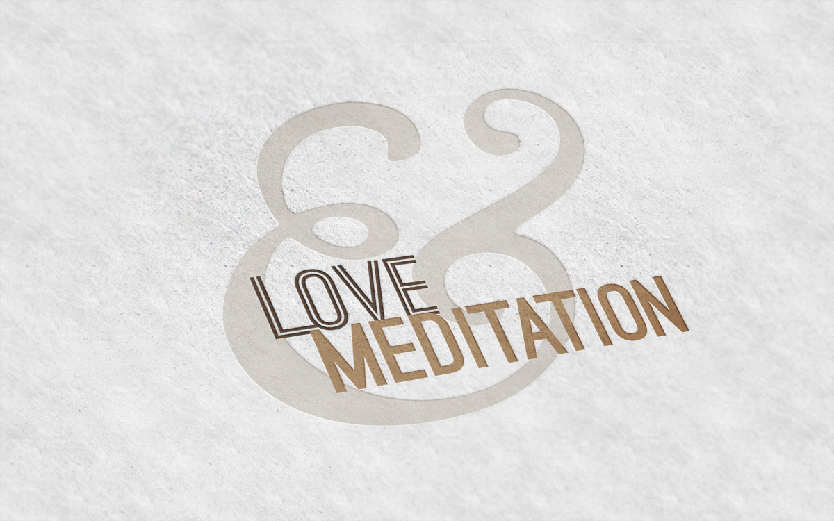 Love & Meditation Logo