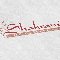 Shahram's – Logo Design