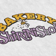 ShiriniShop Bakery – Logo Design