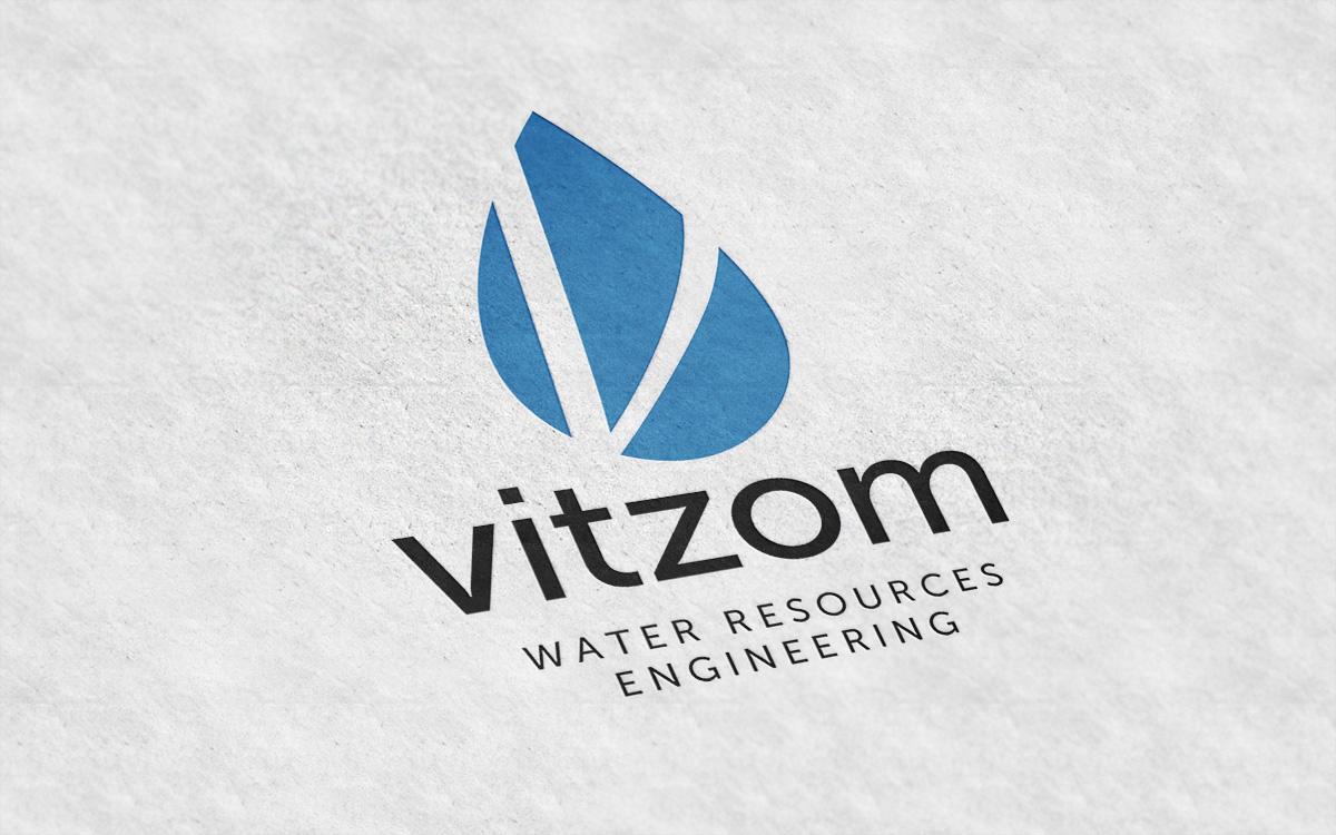 Vitzom Logo
