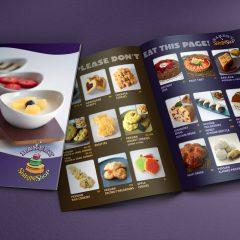 ShiriniShop Bakery – Brochure Design