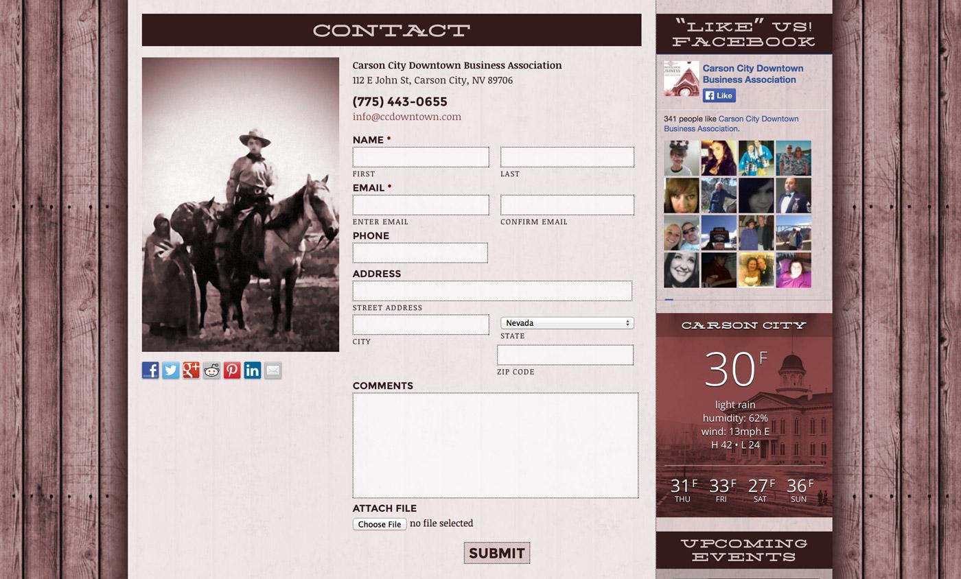 CCDBA-Contact-Form