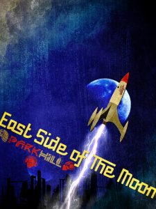 East Side of The Moon - Poster