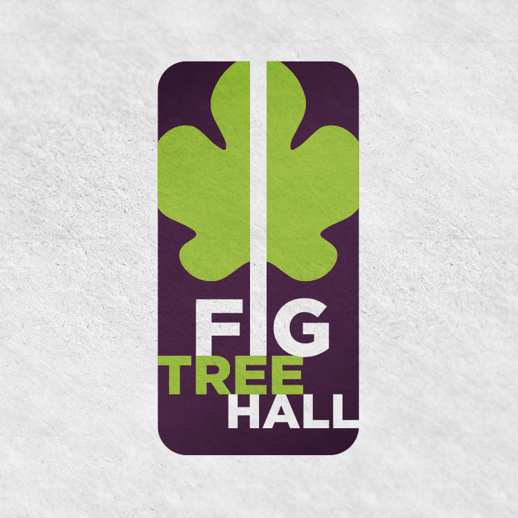 Fig Tree Hall Logo Design