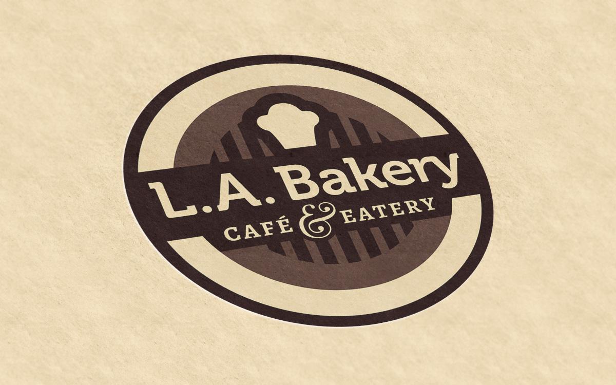 LA Bakery Logo